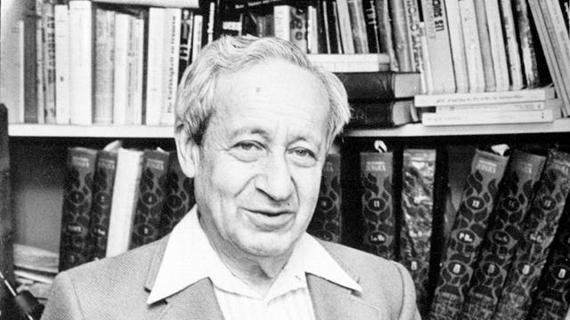 Léon Poliakov. Historien du racisme et de l'antisémitisme